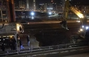 Kilit kavşakta su borusu patladı: Ankara-Kayseri...