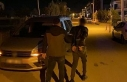 Polisten kaçan araçtan uyuşturucu çıktı