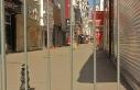 Samsun kısıtlamaya uydu, cadde ve sokaklar boş...