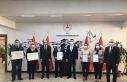 Tarsus'ta 128 okula 'Okulum Temiz' belgesi verildi
