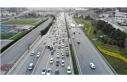 İstanbul'da ilk sahur öncesi yaşanan trafik...