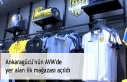 Ankaragücü'nün AVM'de yer alan ilk mağazası...