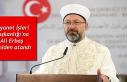 Diyanet İşleri Başkanlığı'na Ali Erbaş...