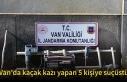 Van'da kaçak kazı yapan 5 kişiye suçüstü