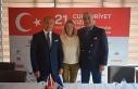 21. Cumhuriyet Kızları Uluslararası Tenis Turnuvası'na...