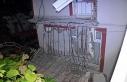 Avcılar'da yine balkon çöktü; bina mühürlendi