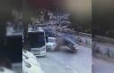 Bodrum'da 2 otomobil ve 1 minibüsün karıştığı...