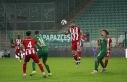 Bursaspor - Beypiliç Boluspor (FOTOĞRAFLAR)