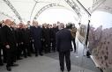 Cumhurbaşkanı Erdoğan, Azerbaycan'da temel atma...