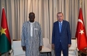 Cumhurbaşkanı Erdoğan, Burkina Faso Devlet Başkanı...