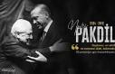 Cumhurbaşkanı Erdoğan, Nuri Pakdil'i andı