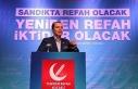 Erbakan: Yeniden Refah Partisi ilk seçimde yanardağ...