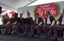 Esenler'deki festivalde 5 ton çiğ köfte, 15...