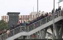 İstanbul'da toplu taşımada yoğunluk