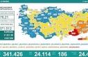 Koronavirüs salgınında günlük vaka sayısı 24...