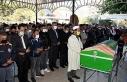 Öldürülen liseli Boran'ın cenazesini ailesi...