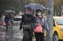 Sivas'ta yağmur etkili oldu
