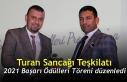 Turan Sancağı Teşkilatı 2021 Başarı Ödülleri...