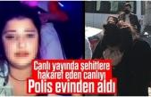 Samsun'da şehitlere hakaret eden genç kız gözaltında
