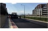 Osmangazi'den asfalt mesaisi