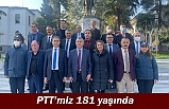 PTT'MİZ 181 YAŞINDA