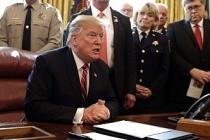 Trump'tan S.Arabistan'a veto