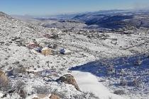 Antalya'da yaylalara Mayıs ayında kar