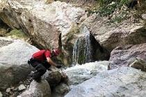 Bursa'daki sel felaketinde kaybolan Derya'yı arama çalışmalarında 3'üncü gün (3)