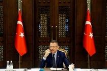 Cumhurbaşkanı Yardımcısı Oktay, Özbekistan Başbakan Yardımcısı Umurzakov'la görüştü