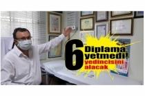 Bursa'da 6 diplomalı doktor, 7'ncisi için hazırlanıyor