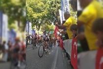 Granfondo Uluslararası Bisiklet Yarışı Bursa'da başladı