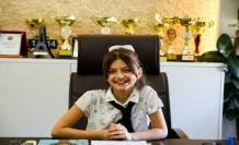 Bursa'da Minik Müdür talimat yağdırdı