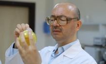 Kilosu 120 bin dolar olan kimyasalın yerli üretimi için çalışıyor