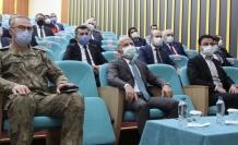 Ağrı'da 2021 Afet Eğitim Yılı bilgilendirme toplantısı düzenlendi