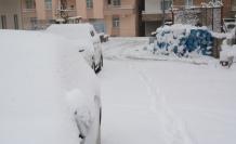 Hakkari'de 162 yerleşim yerinin yolu ulaşıma kapandı
