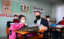 Zonguldak'ta minikler aylar sonra yeniden sınıflarında