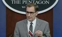 Pentagon: Afganistan'daki durum Afgan sivil ve askeri liderliğine bağlı