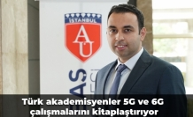 Türk akademisyenler 5G ve 6G çalışmalarını kitaplaştırıyor