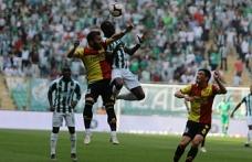 Bursaspor ateşe düştü