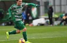 Bursaspor'un  genç değeri Ali Akman