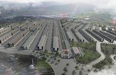 Gülsan'ın taşınacağı Toybelen Küçük Sanayi Sitesi ihale edildi