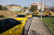 Ticari taksi (T) hattını ihale ile satıyor