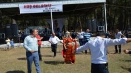 Orhaneli Karagöz Kültür Şenlikleri büyük coşkuyla başladı.
