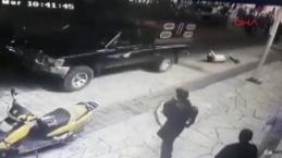 Belediye başkanını kamyonete bağlayıp sürüklediler