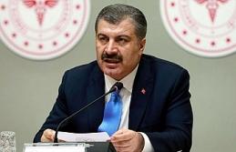 Sağlık Bakanı Fahrettin Koca son durumu açıkladı!