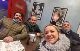 İtalya'da restoran sahiplerinden Covid-19 önlemlerine...