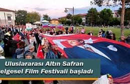 Uluslararası Altın Safran Belgesel Film Festivali...
