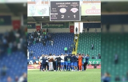 Çaykur Rizespor- Kasımpaşa (EK FOTOĞRAFLAR)