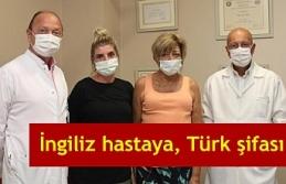 İngiliz hastaya, Türk şifası