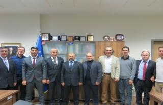 Kocaeli'den Bursa Belediyesi'ne teknik ziyaret